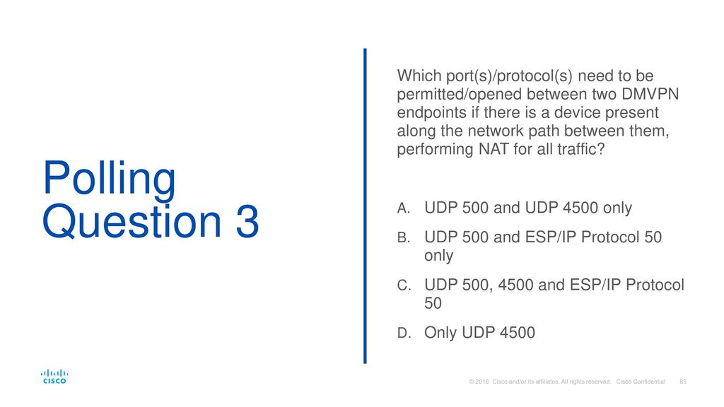 Cisco Support Community Expert Series Webcast - ppt download