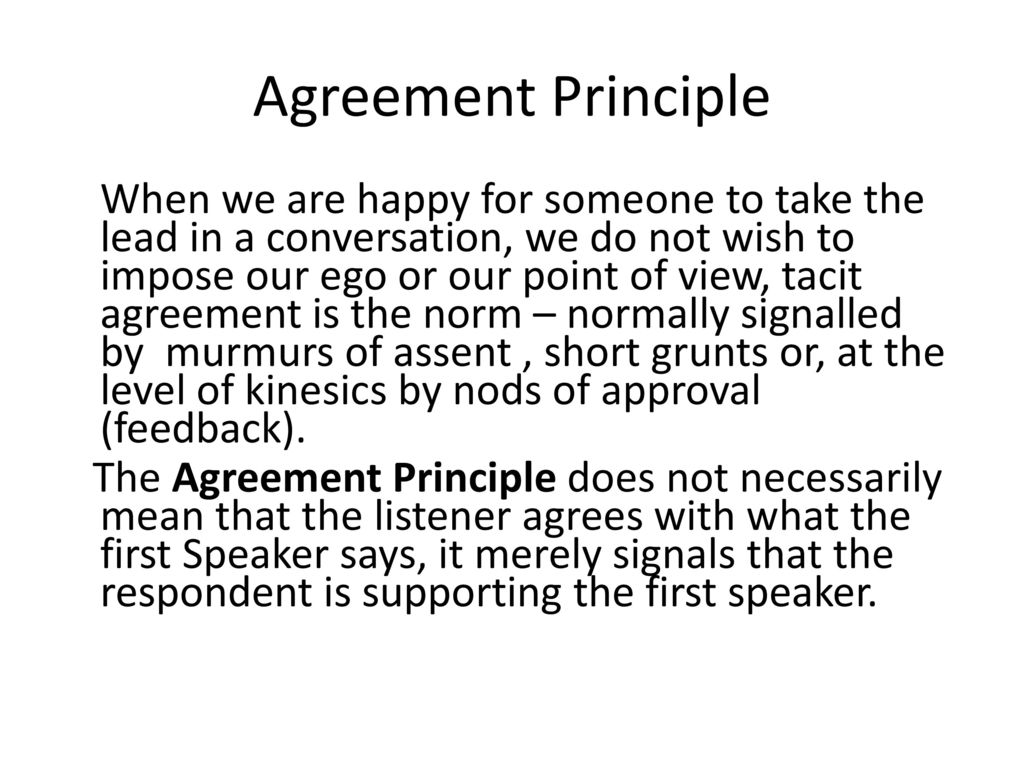Principle Of Coversation Ppt Download