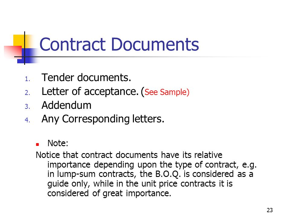 Fidic tendering procedures ppt video online download contract documents tender documents spiritdancerdesigns Choice Image