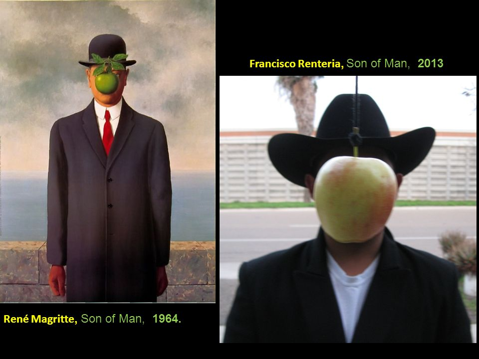 Francisco Renteria, Son of Man, 2013