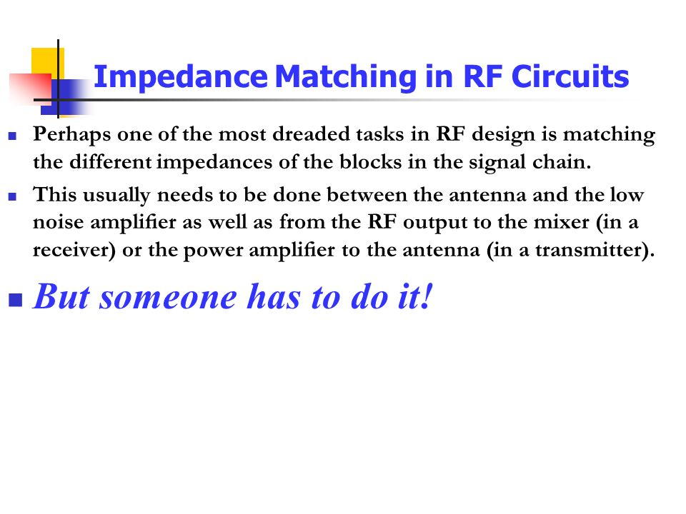 Lecture: RF & Microwave Filters - ppt download