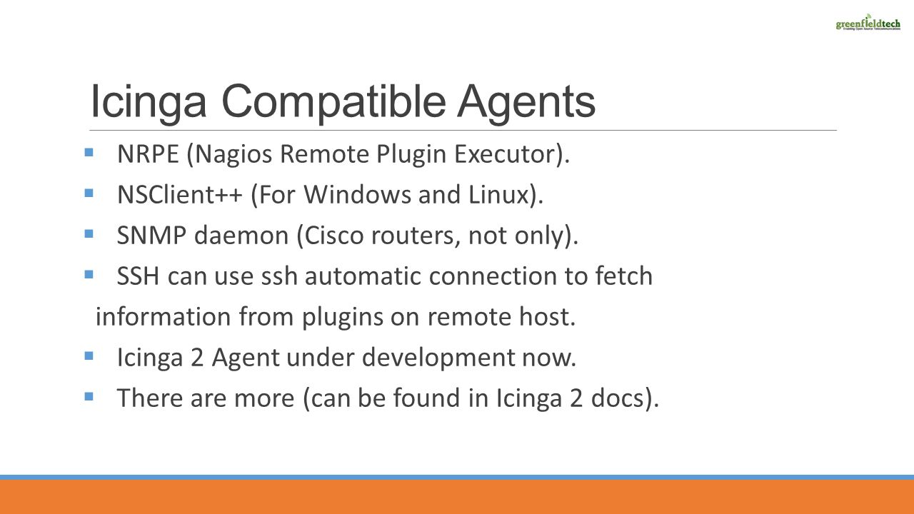 Monitoring Asterisk with Icinga2 - ppt video online download