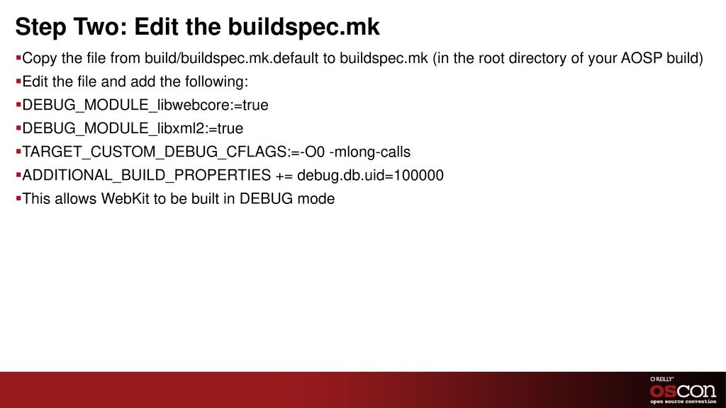 Android WebKit Development: A cautionary tale - ppt download