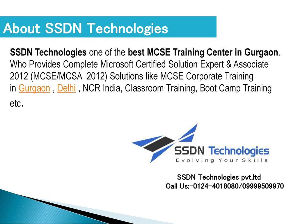 Ssdn Technologies Pvt Ltd Ppt Download