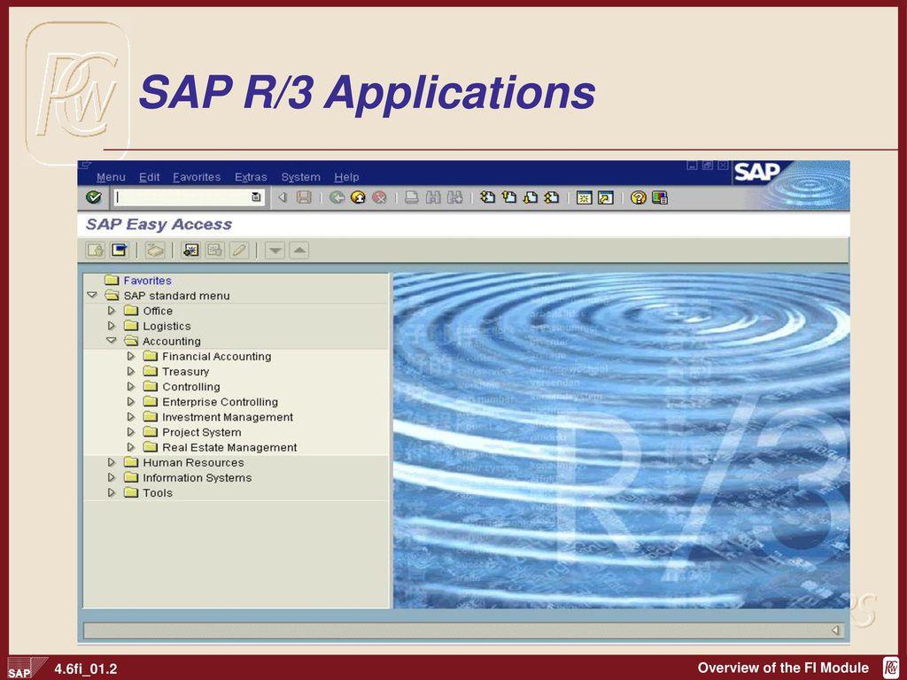 2 SAP R/3 ...