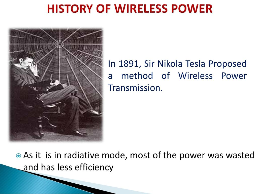 "Wireless Electricity"" - ppt video online download"