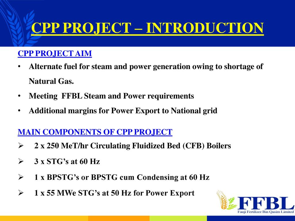 Cfbc Boiler Update Coal Based Circulating Fluidized Bed Combustion Power Plant Schematic 3 Cpp Project Introduction
