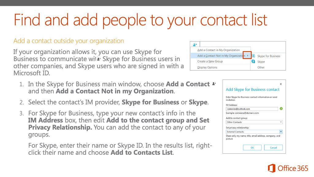 effective meetings with Skype for Business - ppt download