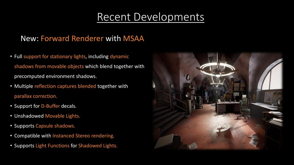 Getting Started with VR in Unreal Engine 4 - ppt video