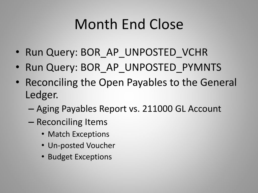 Accounts Payable Best Practices - ppt download