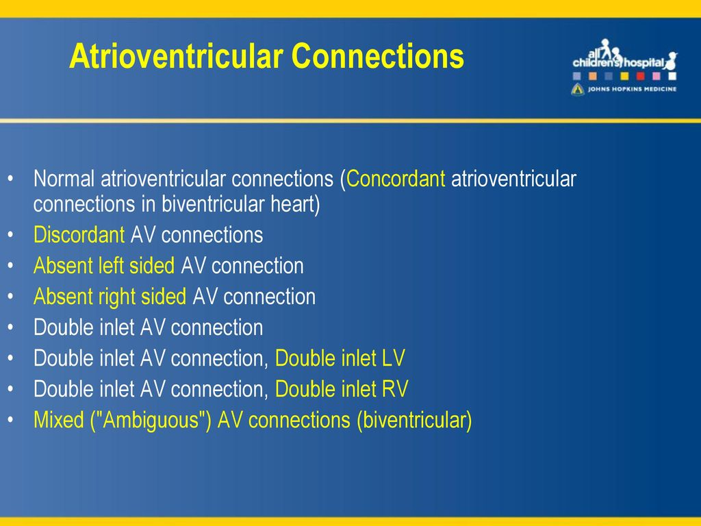 Surgical Considerations for Patients with Heterotaxy Syndrome - ppt ...