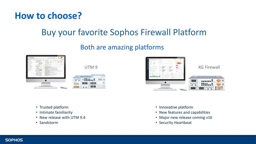 Sophos Network Security - ppt download
