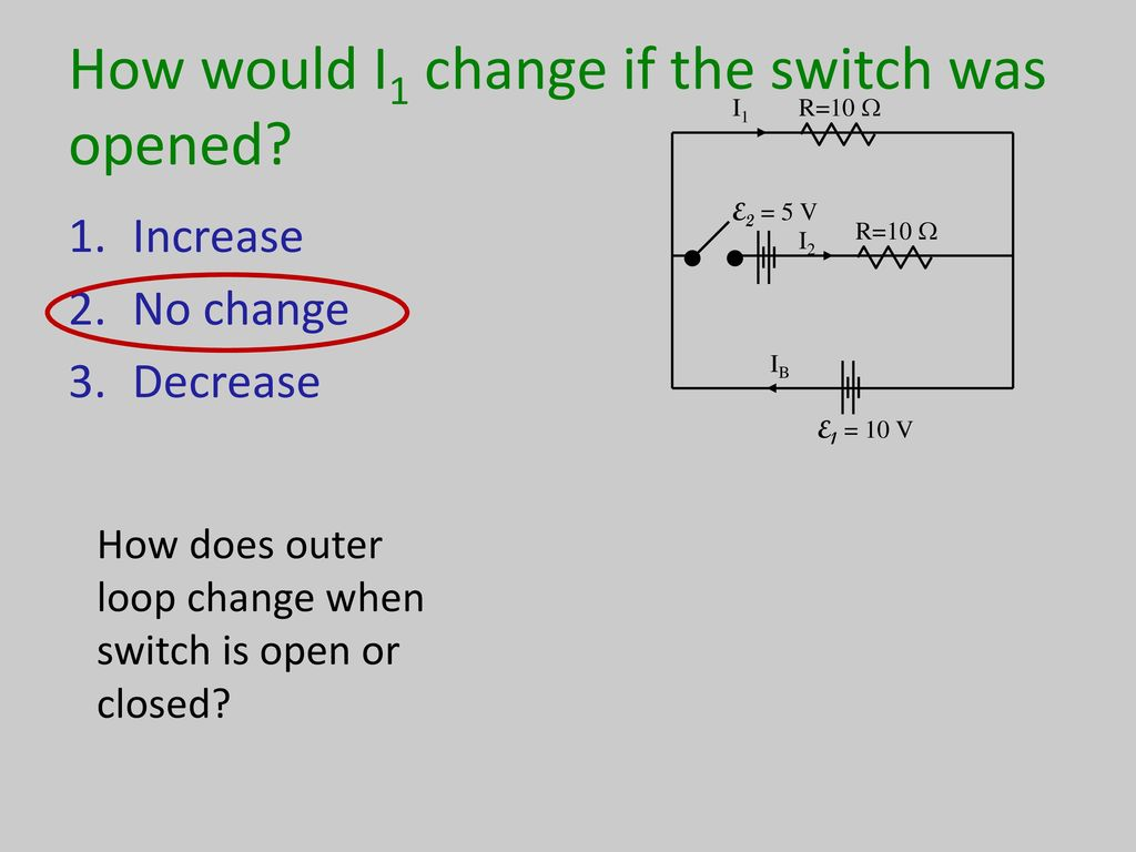 Kirchhoff\'s Laws. - ppt download