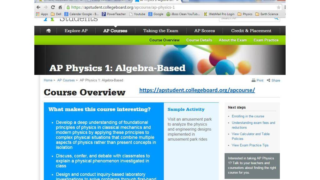 Mr  Phillip Lanman AP Night AP Physics 1 & 2 Mr  Phillip Lanman