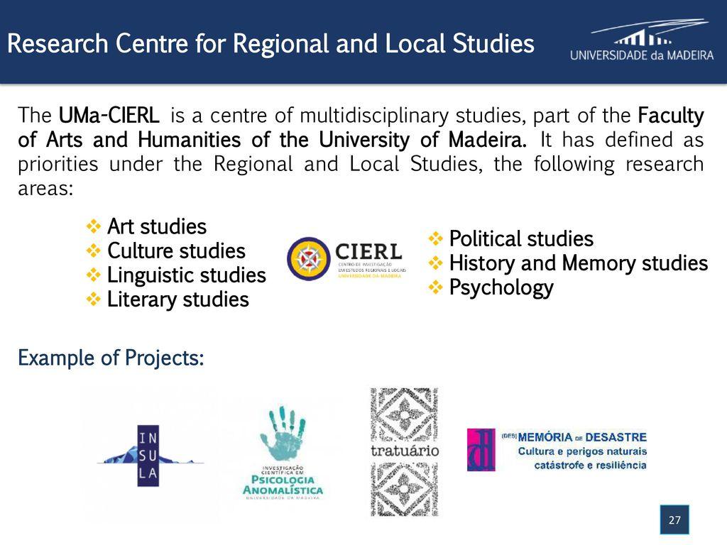 local studies example