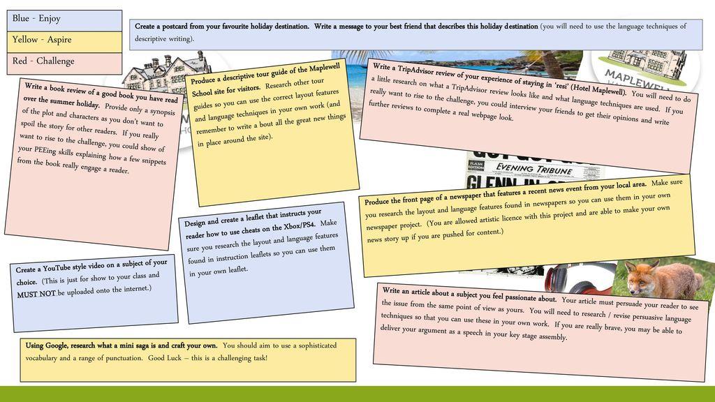 interesting topics for essay dream
