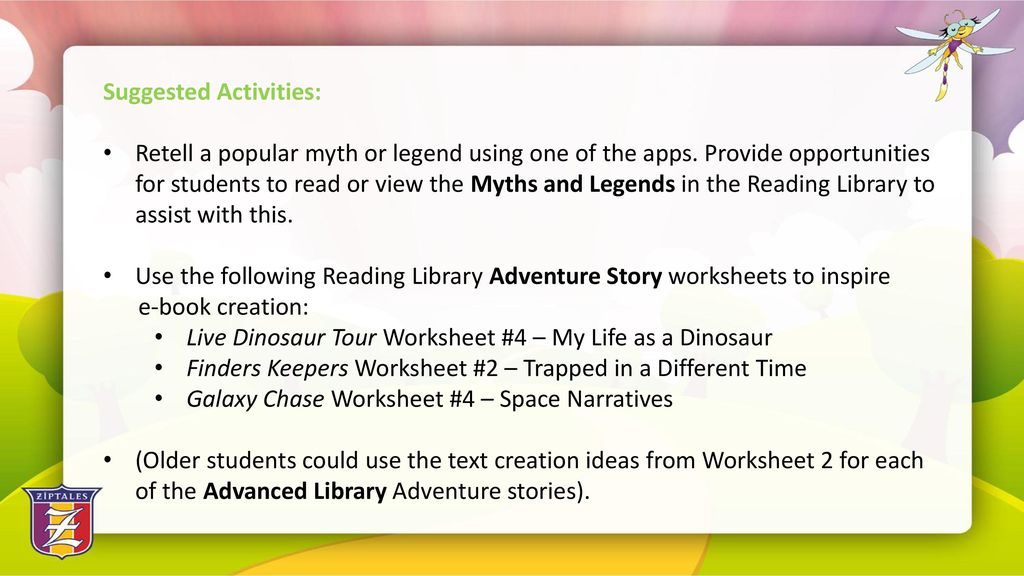 Selecting The Best Apps For Literacy Development Ppt Download
