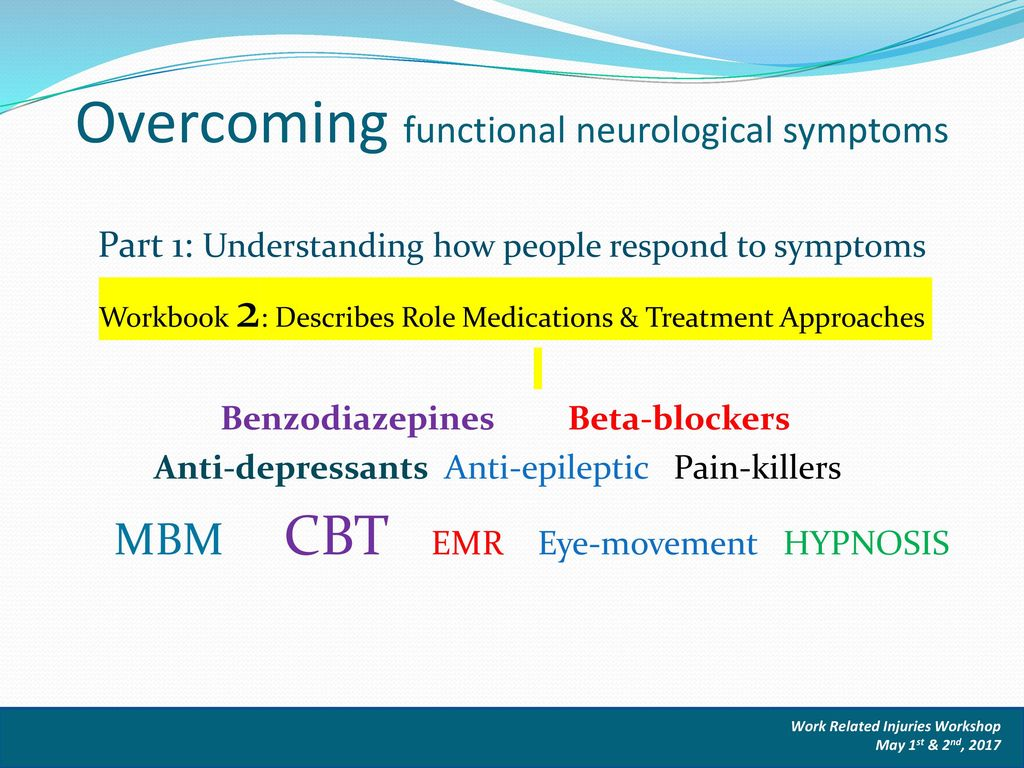 Recovery from Work Injury Trauma Eidetic Memory Reprocessing ...