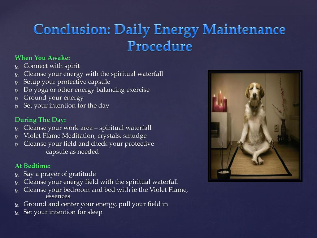 Subtle Energy Body Hygiene and Protection - ppt video online download