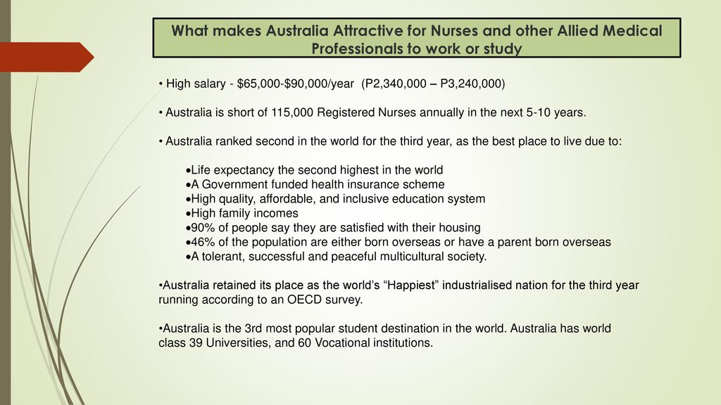 What makes australia the best place to live — photo 2