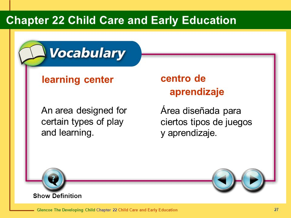 centro de aprendizaje learning center