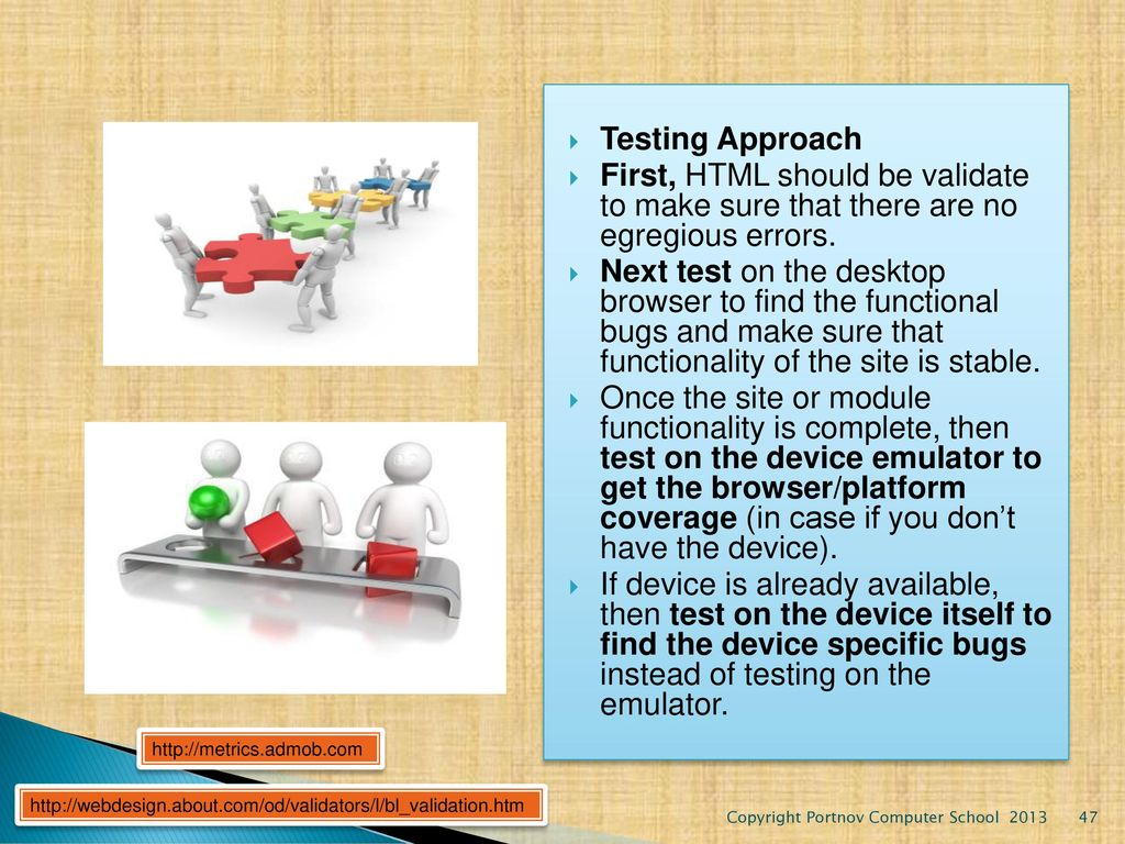 Mobile Testing III In questions and Answers - ppt download