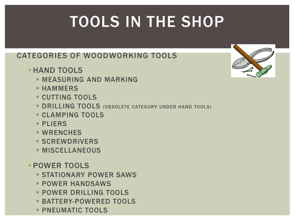 Tool Names And Uses Tech Theatre Ppt Video Online Download