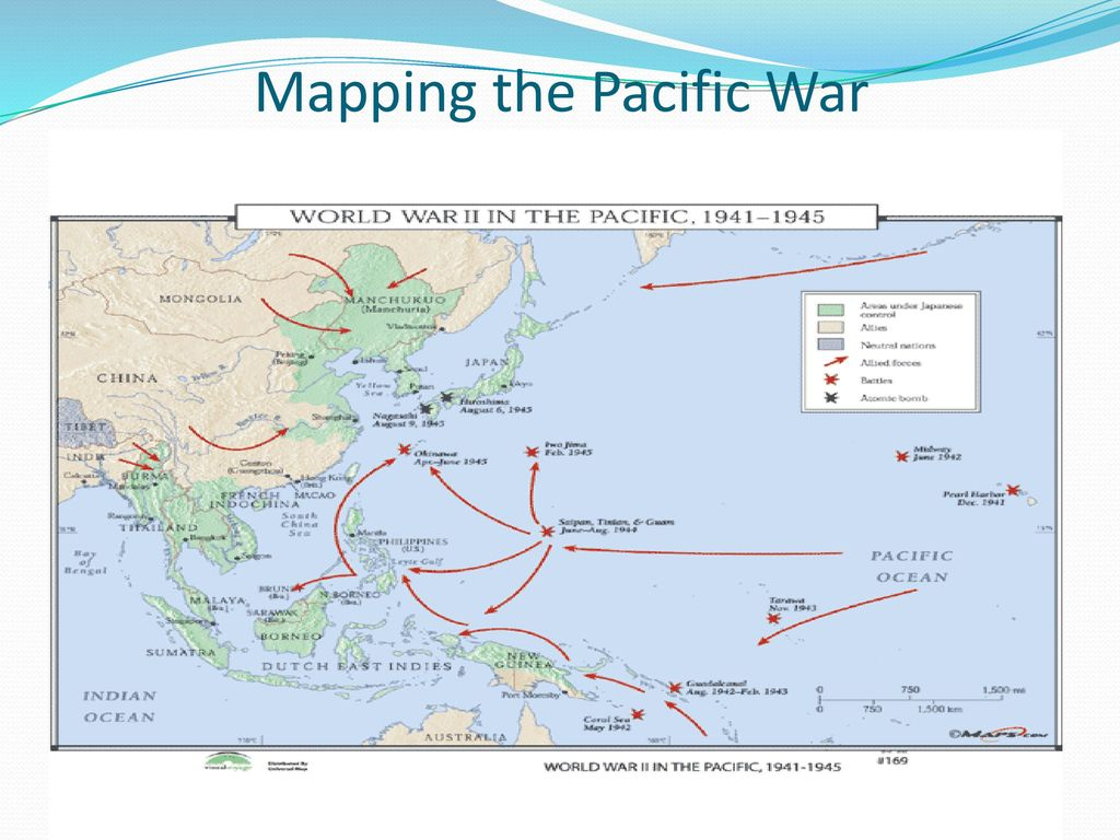 The Pacific War  - ppt download