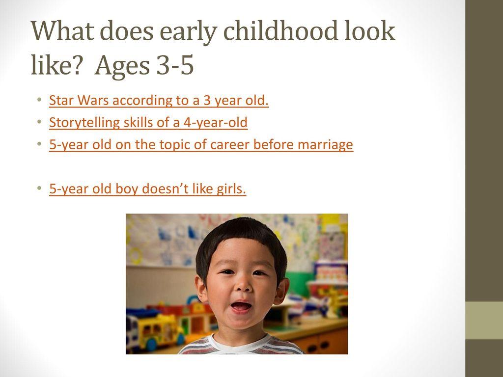 Early Childhood: Biosocial Development - ppt video online