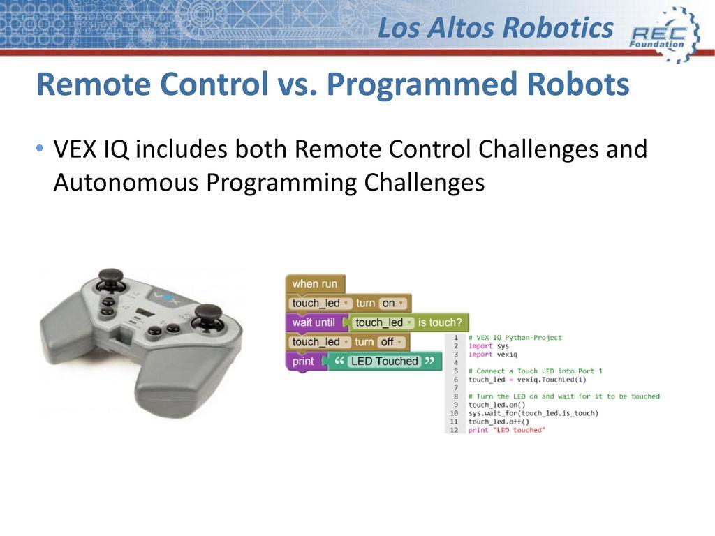 Los Altos Robotics www  LosAltosRobotics - ppt download