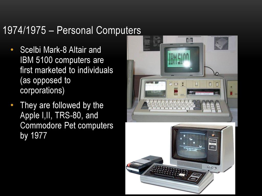 History of Computing - Overview - ppt download