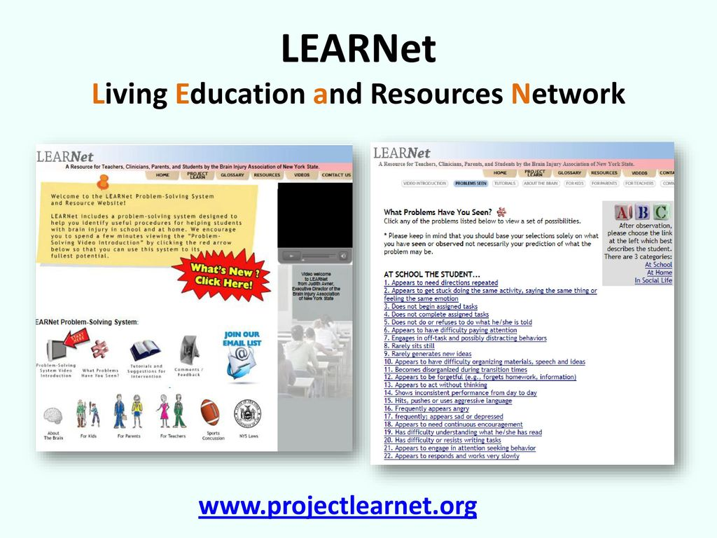 supporting students with brain injury new york state disabilitylearnet living education and resources network