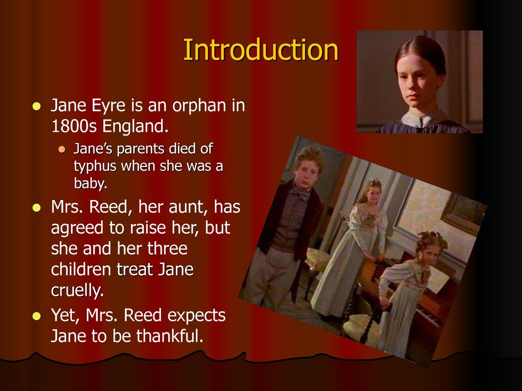 a brief summary of jane eyre by charlotte bronte Received some favourable feedback encouraged, charlotte wrote jane eyre, an even more commercial book, combining as it did all the gothic, fairytale and realist elements which were popular at the time.