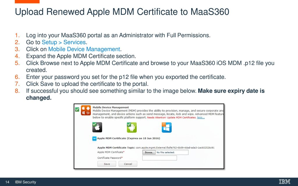 How To Remove A Device From Maas360
