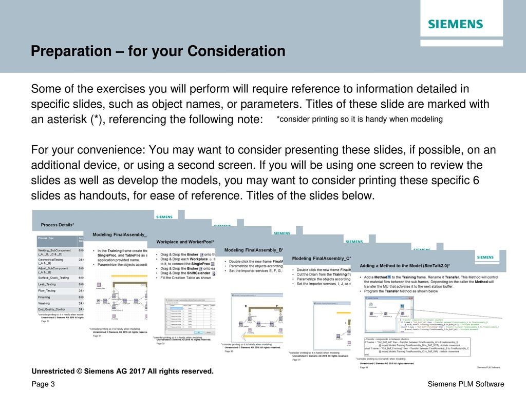 Tecnomatix Plant Simulation Ppt Download Plants With Names In Addition Diagram Of Dual Kitchen Sink Drain 3 Preparation For Your Consideration