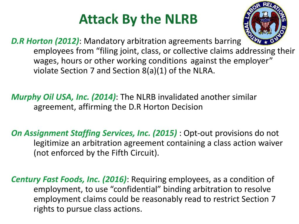Employment Labor Law Updates For Ppt Download