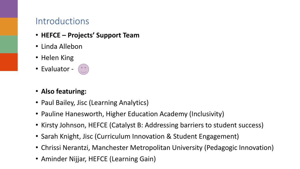 Innovations in Learning & Teaching Networking & Support