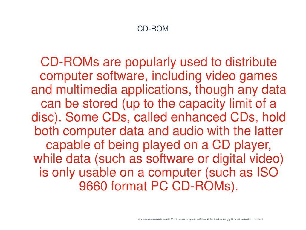 CD-R - ppt download