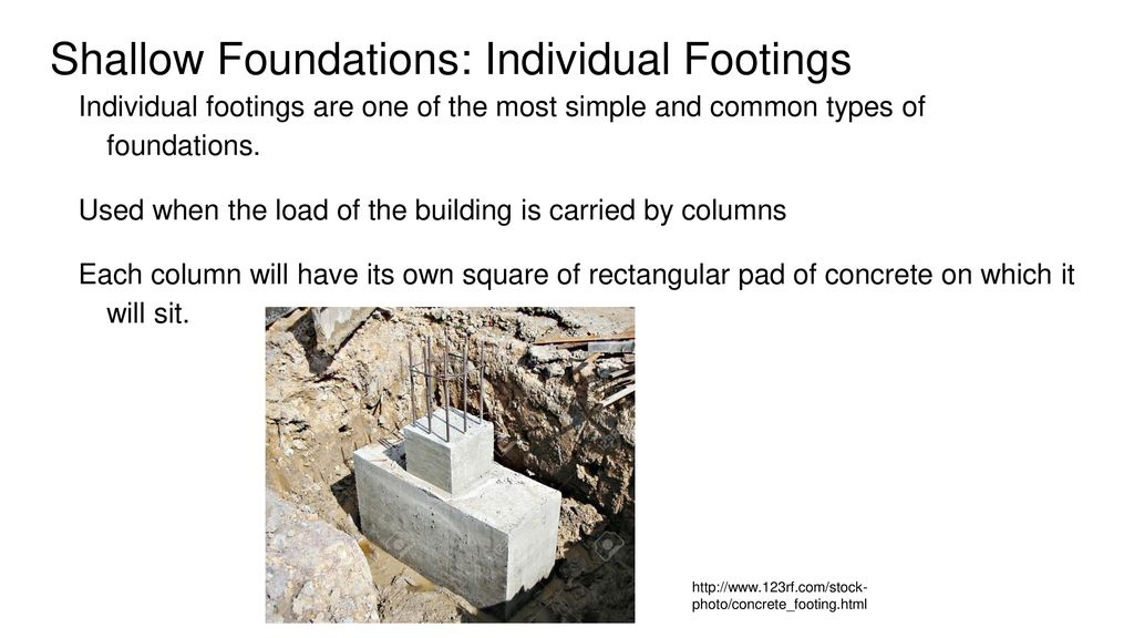 Building Foundations Ppt Video Online Download