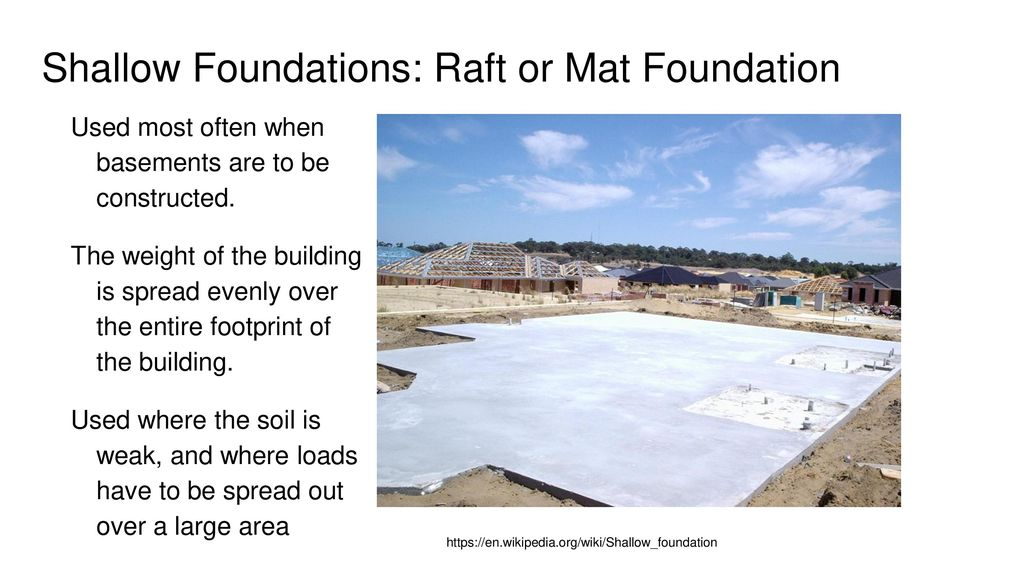 Building Foundations  - ppt video online download