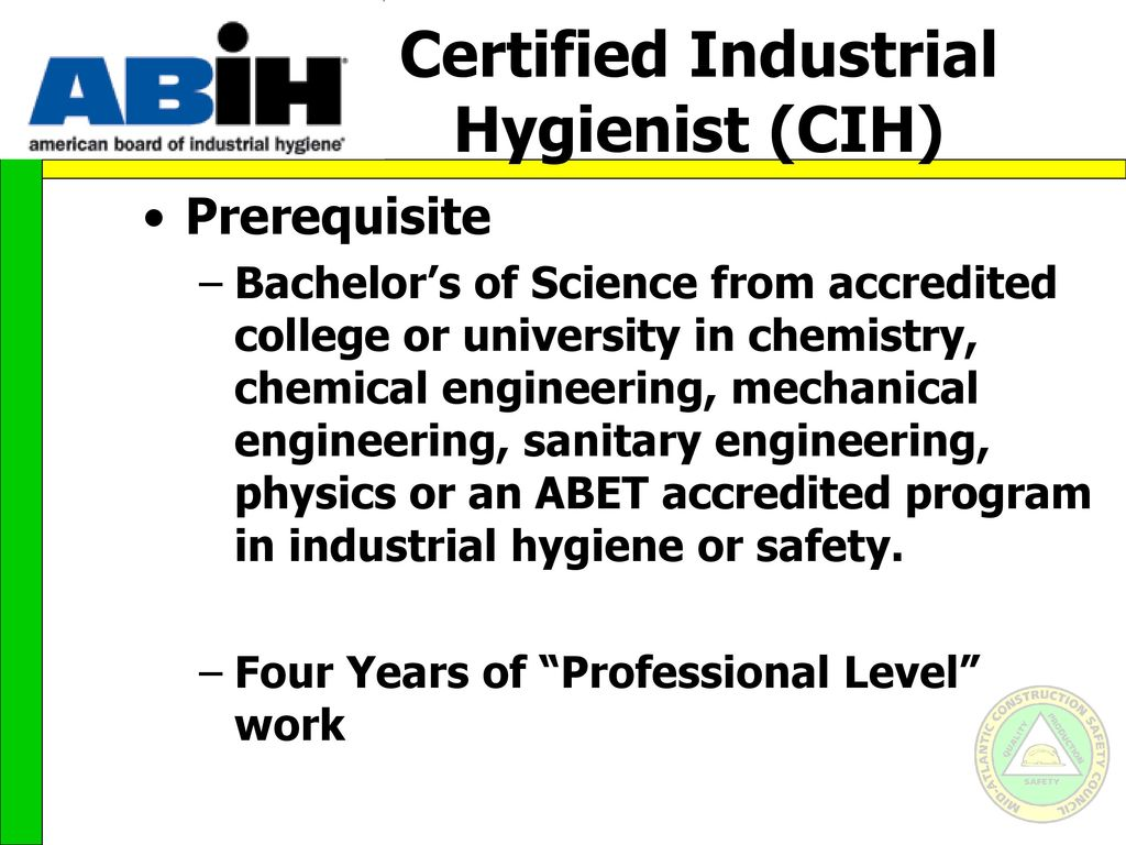 Career Paths For The Safety Professional Ppt Video Online Download