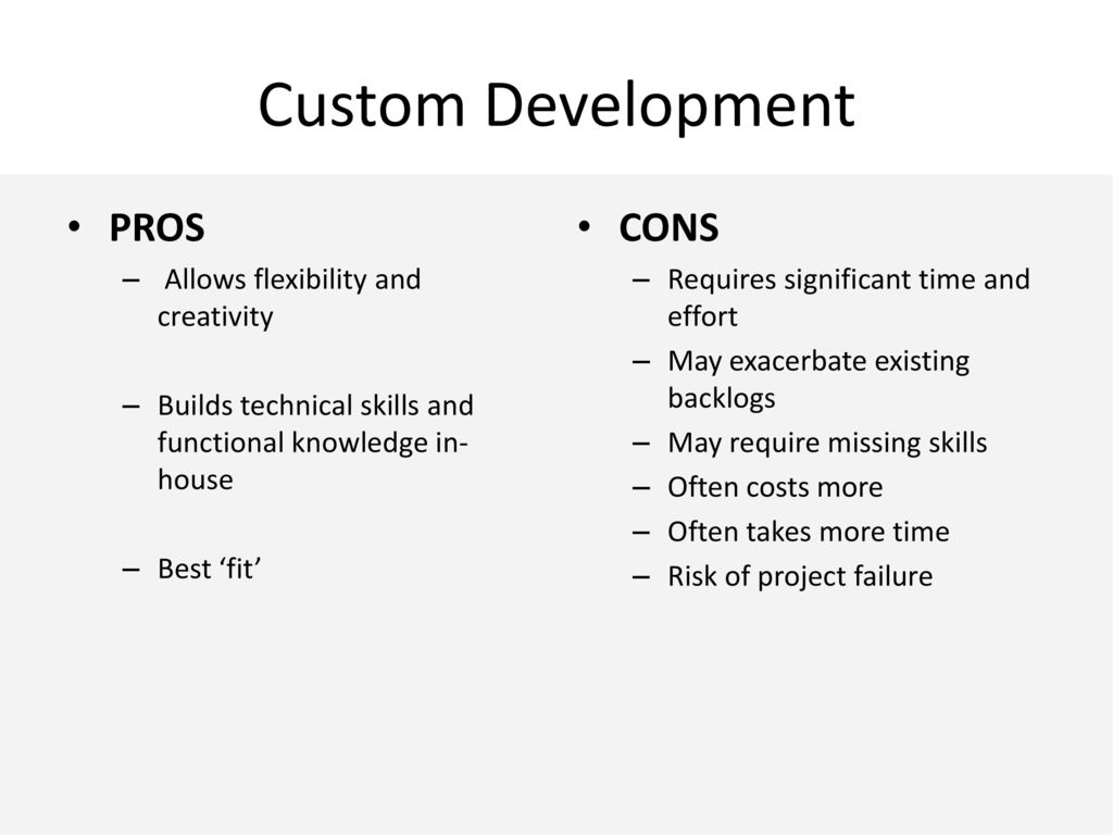 What is system design in system design we use the requirements we custom development pros cons allows flexibility and creativity malvernweather Choice Image