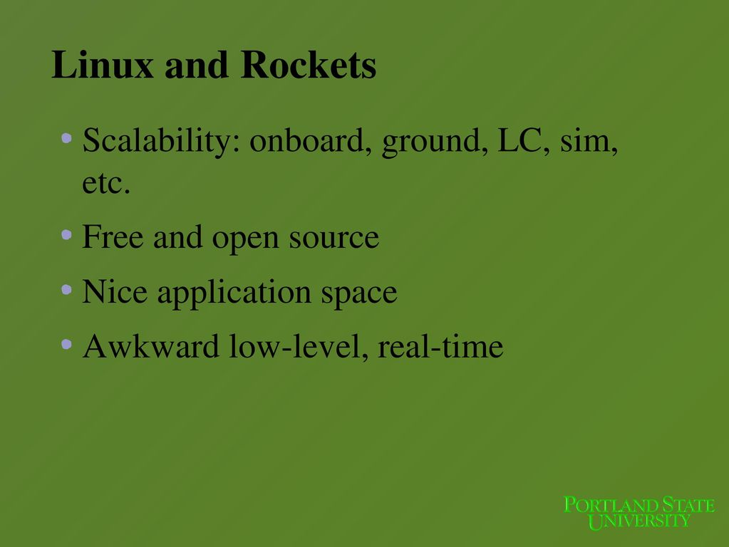 Computational Rocket Science How we built the PSAS LV2
