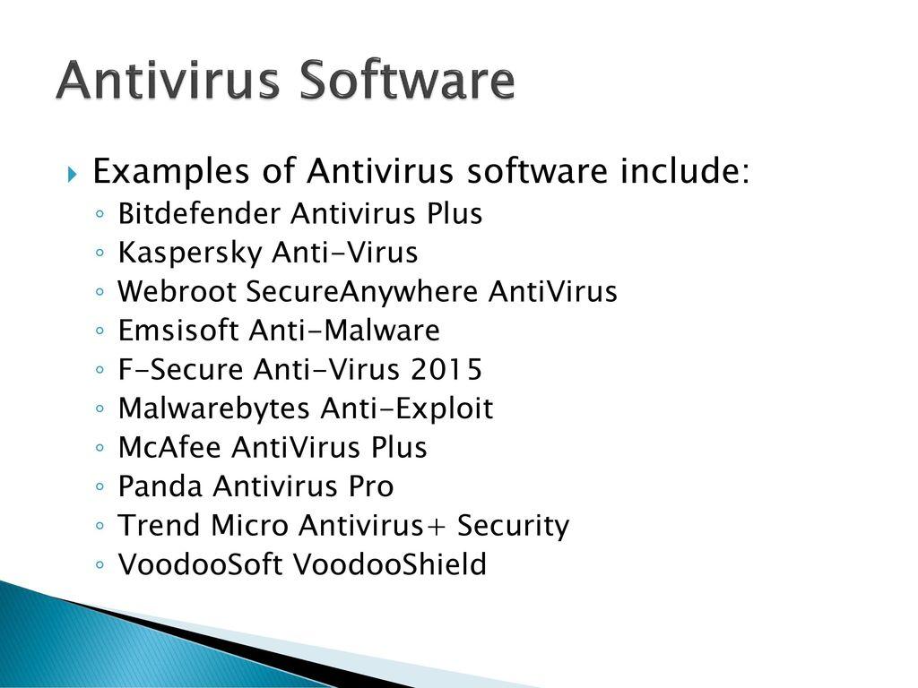 Computer Security Damian Gordon Ppt Download Anti Virus Mcafee Internet 3 Tahun 1 User 85 Antivirus
