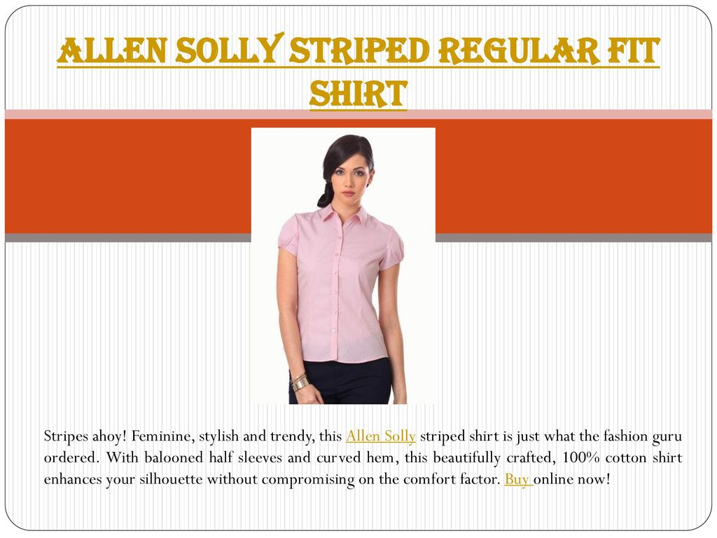 925051aa3f Allen Solly Stores India - ppt video online download