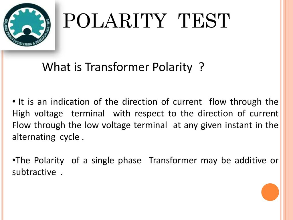 100+ Transformer Polarity Test – yasminroohi