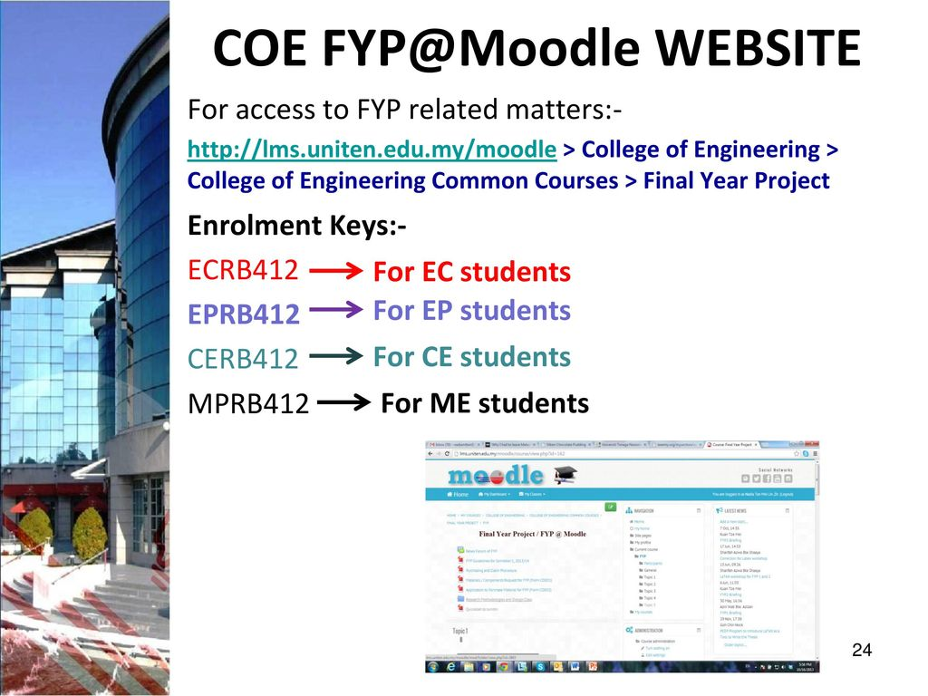 FINAL YEAR PROJECT I BRIEFING - ppt download