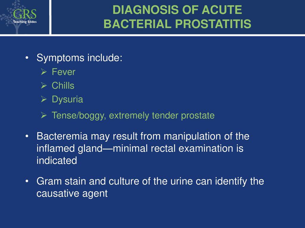 boggy prostate gland Ár gyertyák a prostatitisből