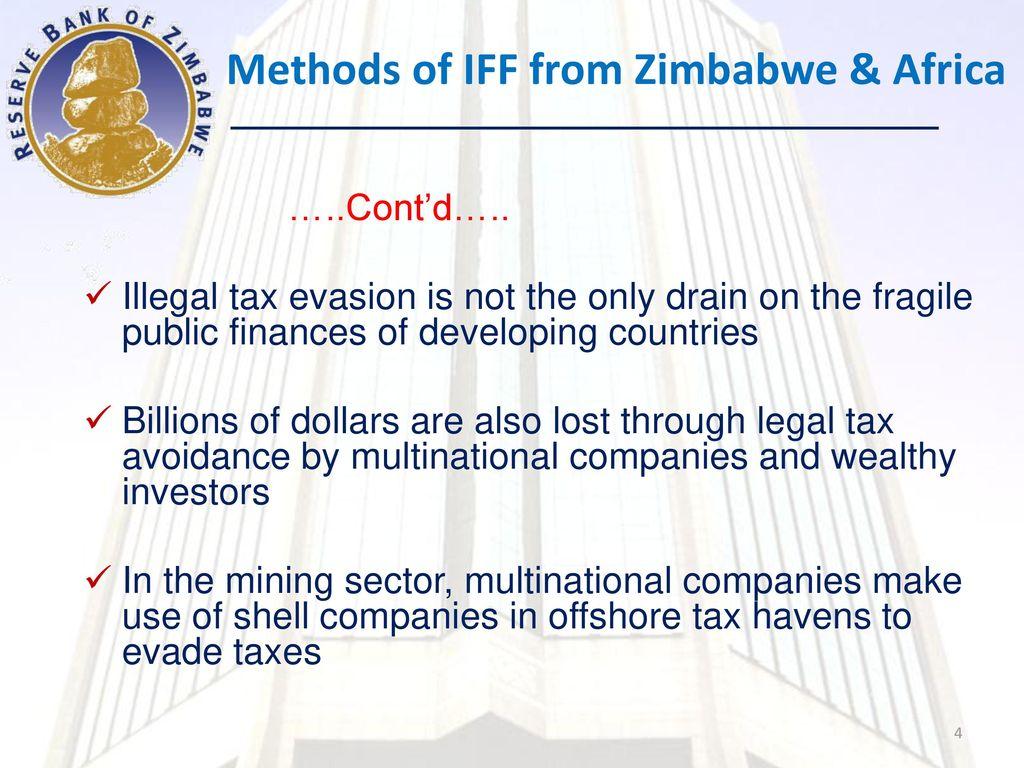 multinational corporations in zimbabwe