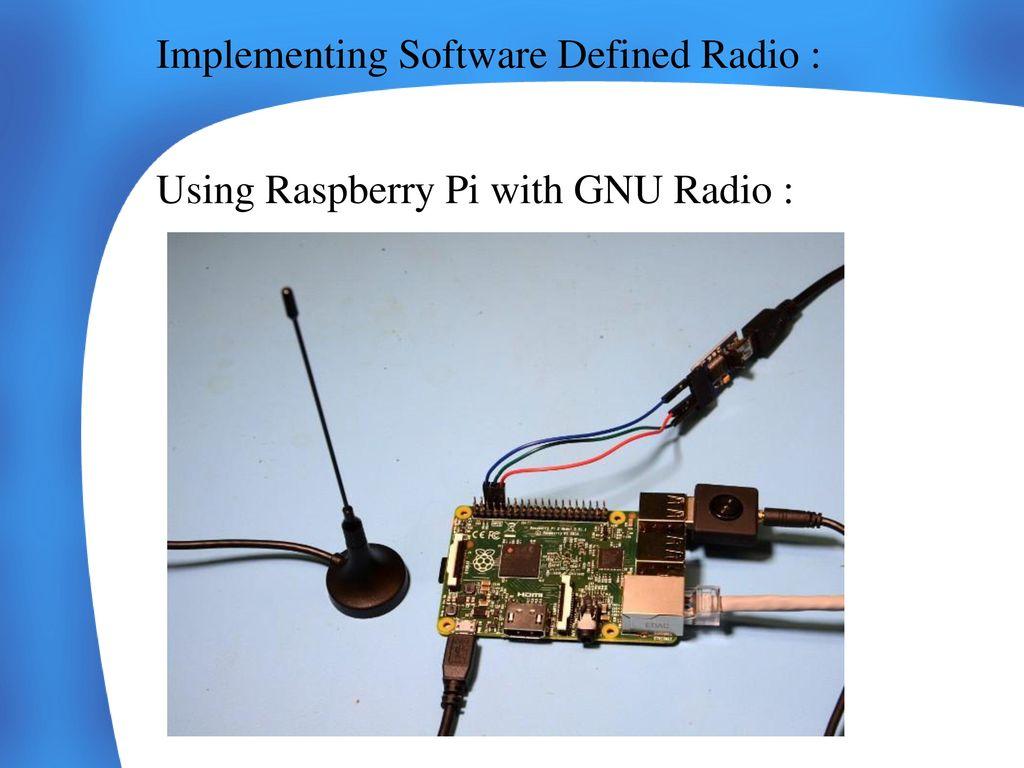 Software Defined Radio (SDR) - ppt video online download